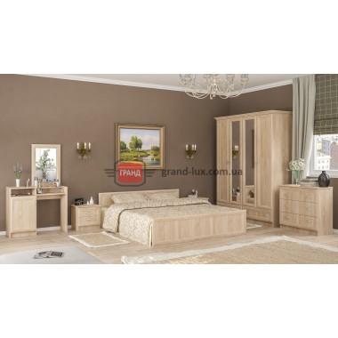 Спальня Соната 6Д (Мебель Сервис)