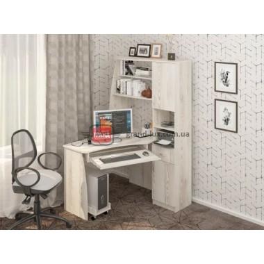 Стол компьютерный СМ-08 (Maxi Мебель)