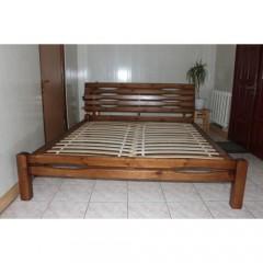 Кровать деревянная Адель