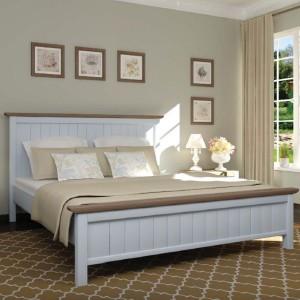 Кровать деревянная Верджиния (Mebigrand)