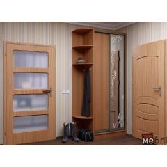 Шкаф-2дв. 900*2400*450 (MAXI МЕБЕЛЬ)