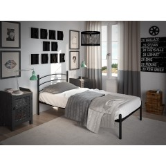 Металлическая кровать Маранта (Мини) (Тенеро)