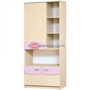 Шкаф книжный Терри (Світ Меблів)