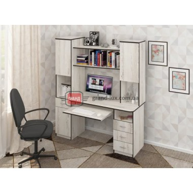 Стол компьютерный СМ-02 (Maxi Мебель)