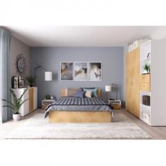 Модульная спальня Вуд (Феникс мебель)