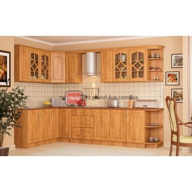 Кухня Оля 2.6 (Мебель Сервис)