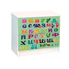 Тумба Мульти Алфавит (Світ Меблів)