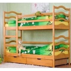 Кровать двухъярусная София