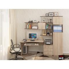 Стол компьютерный СМ-09 (Maxi Мебель)