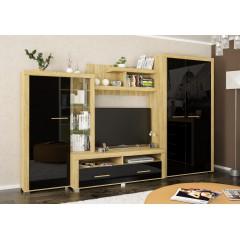 Гостиная Неон-2 (Мебель Сервис)
