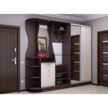 ПРИХОЖАЯ  УЮТ 2400 (Maxi Мебель)