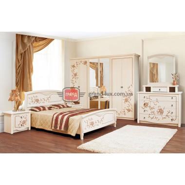 """Спальня """"Ванесса"""" 4Д (Світ меблів)"""