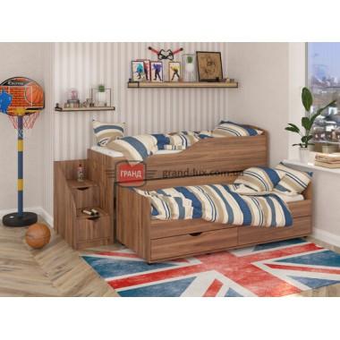 Кровать двухьярусная КД-06 (Maxi Мебель)