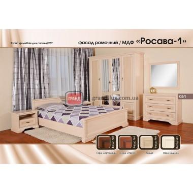 Кровать Росава-1 (БМФ)