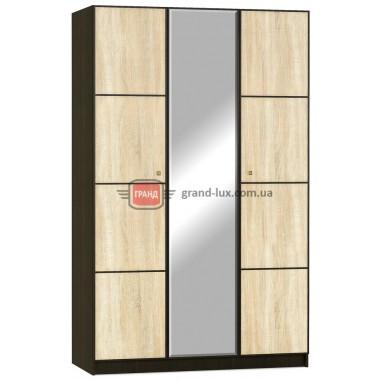 Шкаф 3Д Фантазия New (Мебель Сервис)