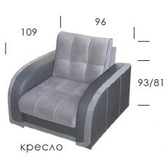 Кресло Бартон