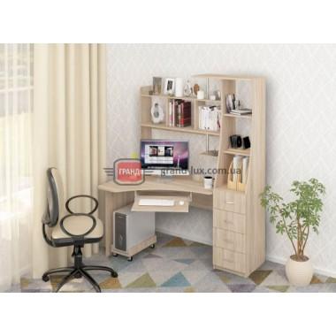 Стол компьютерный СМ-03 (Maxi Мебель)