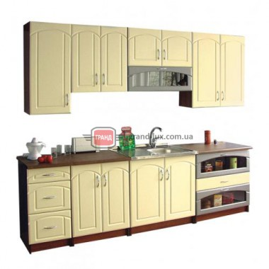 Кухня Лира 2.6 (Світ Меблів)
