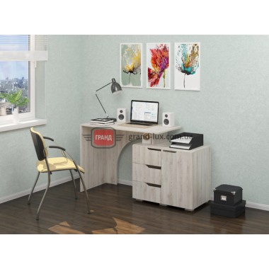 Стол письменный СП-06 (Maxi Мебель)