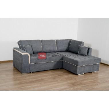 Угловой диван Бенефит 7 (Элегант)