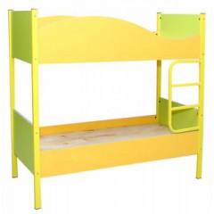 Кровать детская 2-ярусная, без матраса 2