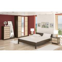 Спальня Фантазия NEW (Мебель Сервис)