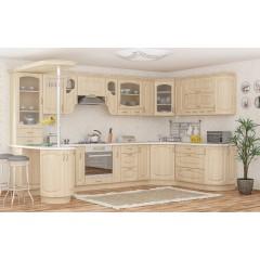 Кухня Паула 2.6 (Мебель Сервис)
