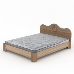 Кровать-150 МДФ (Компанит)