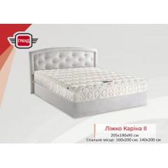 Кровать Карина ІІ (Гранд)