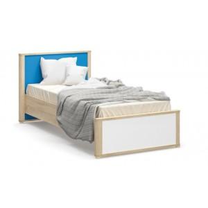 Кровать Лео 90 (Мебель Сервис)