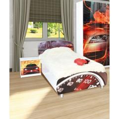 Кровать Мульти Гонки (Світ Меблів)