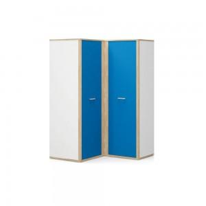 Шкаф угловой Лео (Мебель Сервис)