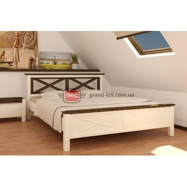 Кровать деревянная Прованс (Mebigrand)