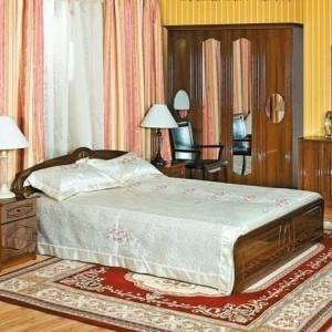 Кровать Афродита ЮГ (БМФ)
