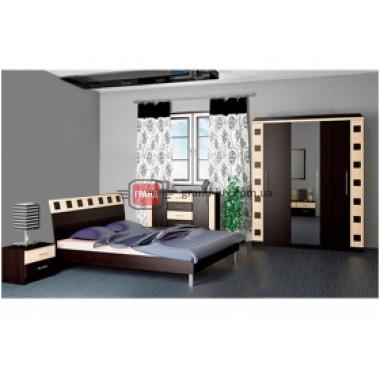 Кровать Лира ЮГ (БМФ)