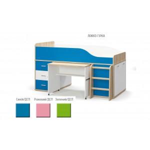 Кровать-горка Лео (Мебель Сервис)