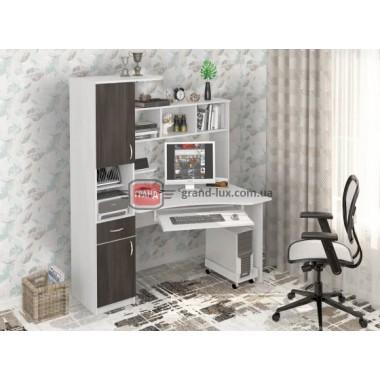 Стол компьютерный СМ-06 (Maxi Мебель)