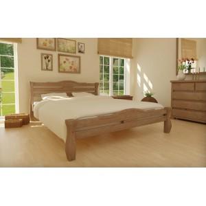 Кровать деревянная Монако (Mebigrand)