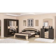 Спальня Аляска (Мебель Сервис)