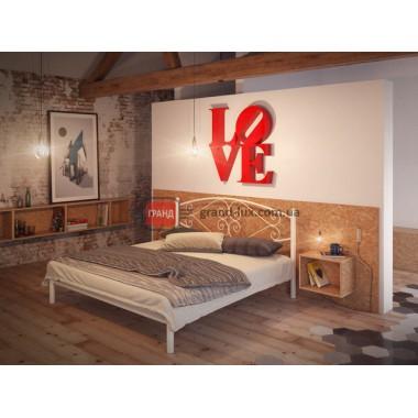 Металлическая кровать Камелия (Тенеро)