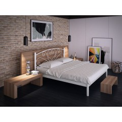 Металлическая кровать Карисса (Тенеро)