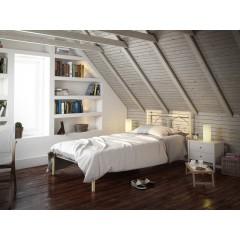 Металлическая кровать Иберис (Мини) (Тенеро)