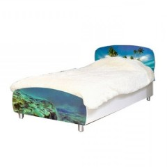 Кровать Мульти Дельфины (Світ Меблів)