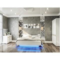 Кровать Бьянко (Світ Меблів)