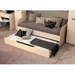 Кровать двойная Аякс (Мастер Форм)