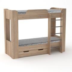 Кровать Твикс-2 (КомпаниТ)