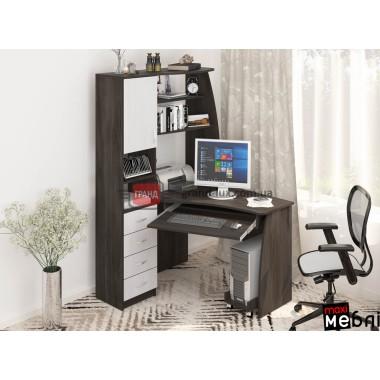 Стол компьютерный СМ-07 (Maxi Мебель)
