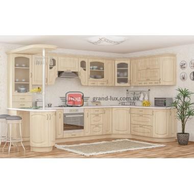Кухня Паула 2.0 (Мебель Сервис)