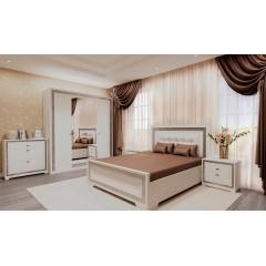 Кровать Зарина мягкое изголовье (Висент)