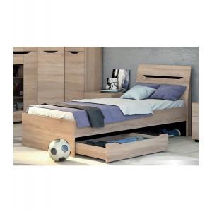 Кровать Аякс 850 (Мастер Форм)